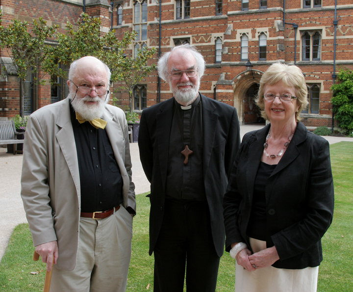 Geoffrey Hill Conference, Oxford