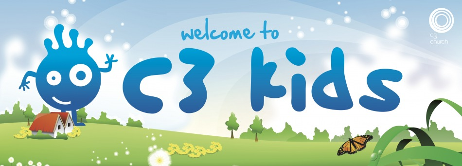 c3 kids logo for c3 church tauranga