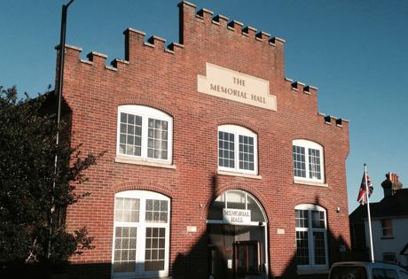 Freshwater Memorial Hall