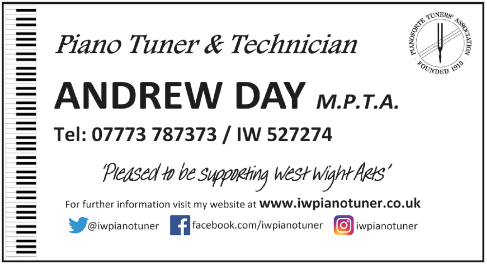 Andrew Day Piano Tuner