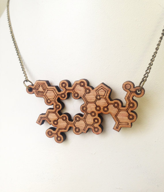 Oxytocin Necklace, £20.