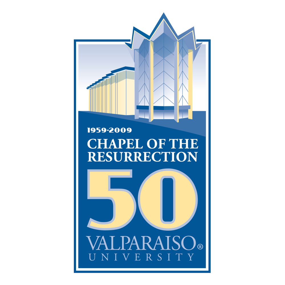 Chapel of the Resurrection, Valparaiso University, 50th Anniversary