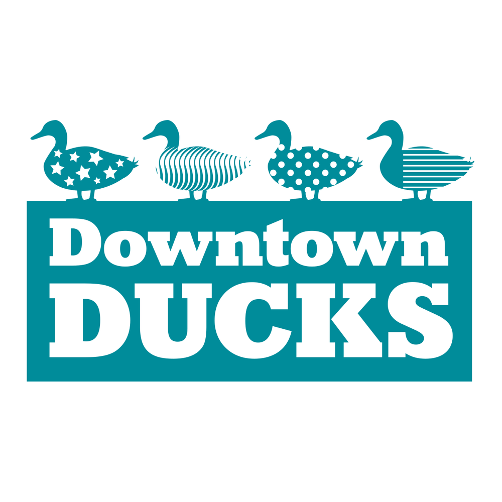 Downtown Ducks, Public Art Project