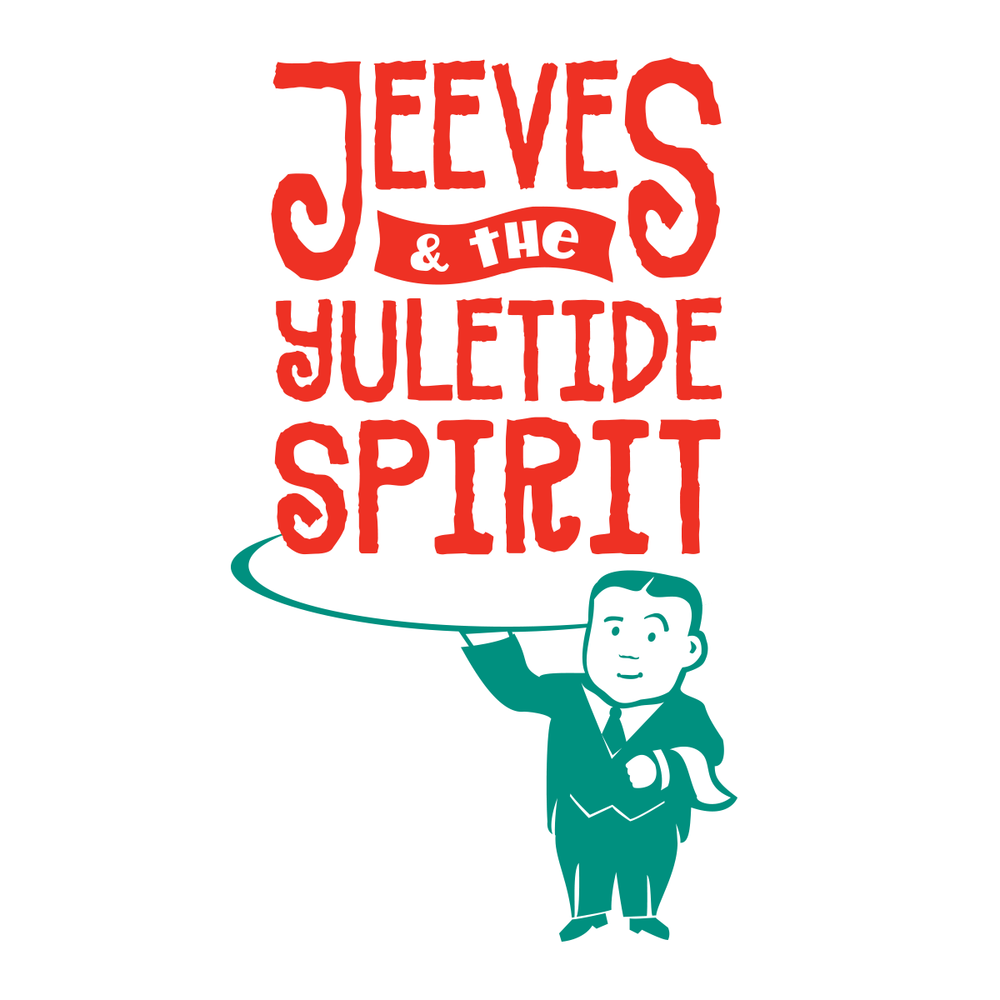 Jeeves & The Yuletide Spirit, South Shore Arts