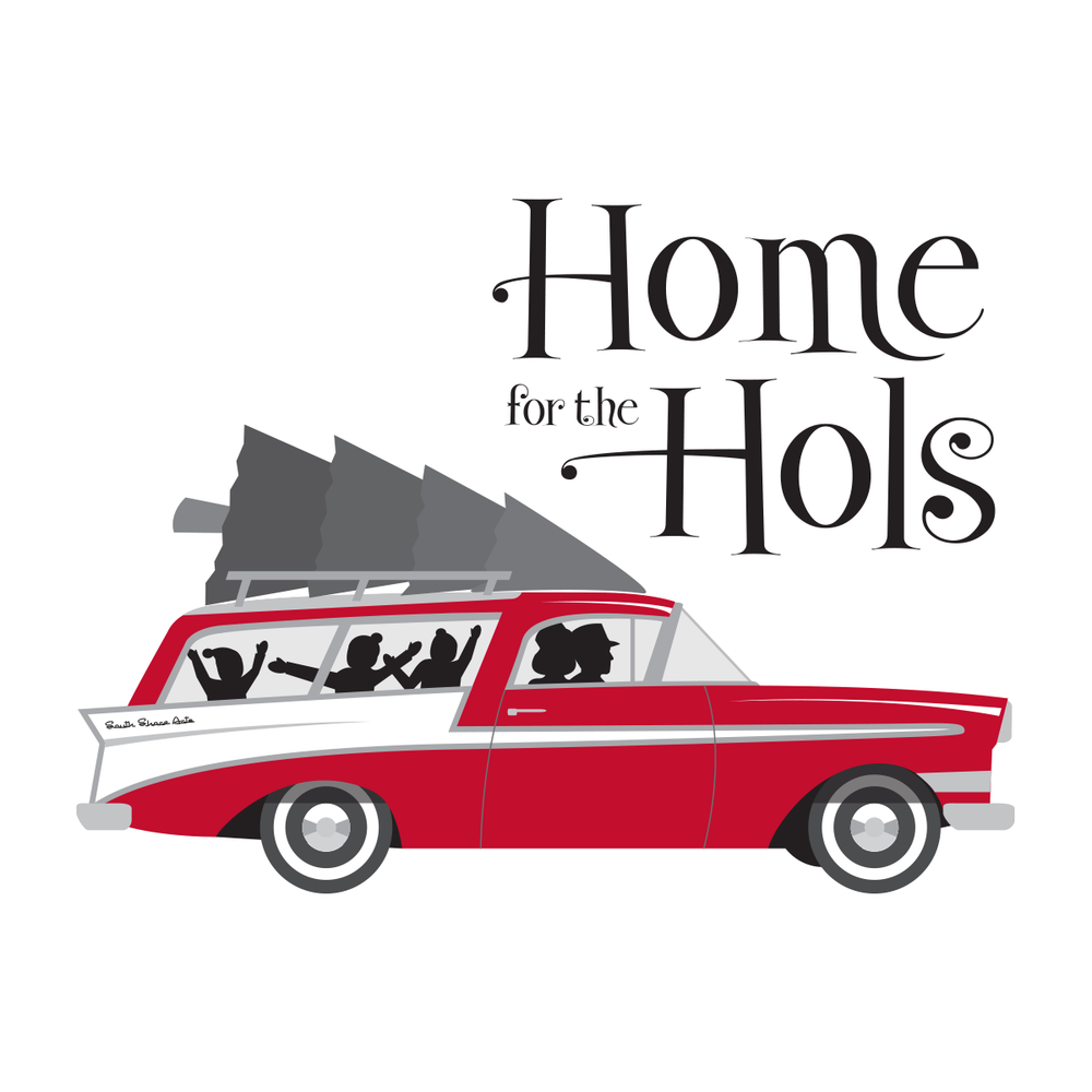Home for the Hols, South Shore Arts event