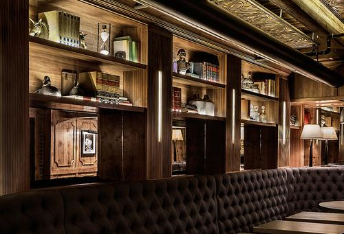 Franklin Room — Ingrassia Design