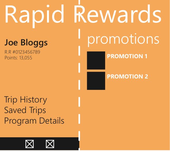 Rapid Rewards