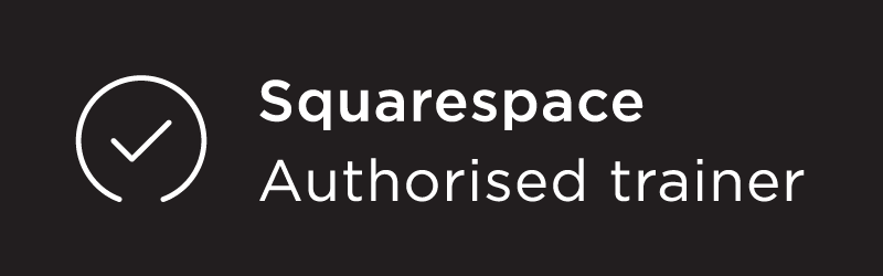 Miko Coffey, Squarespace Authorized Trainer