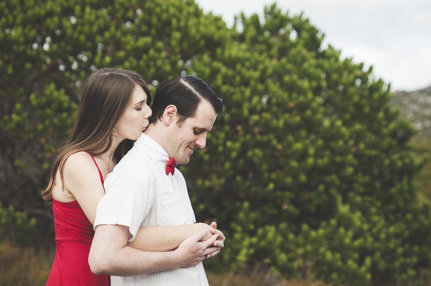 Photography Chris Lara Silvermine Dam Engagement Shoot
