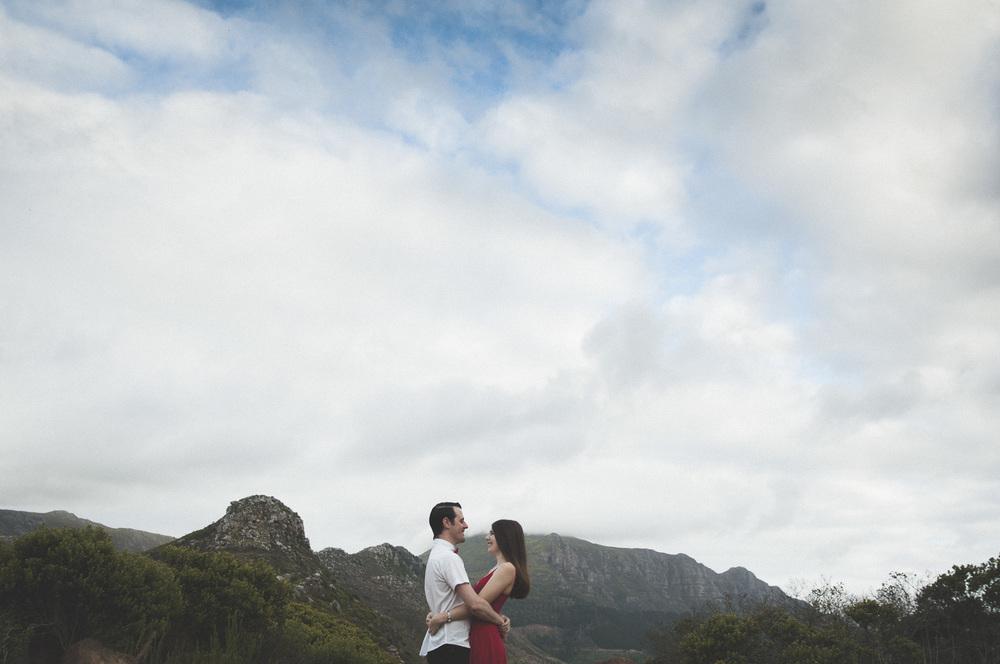 8 MARCH, 2014   Chris & Lara   Silvermine Dam, Cape Town