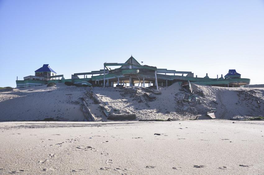 Cape Town Macassar Beach Pavilion YeahYeah Photography