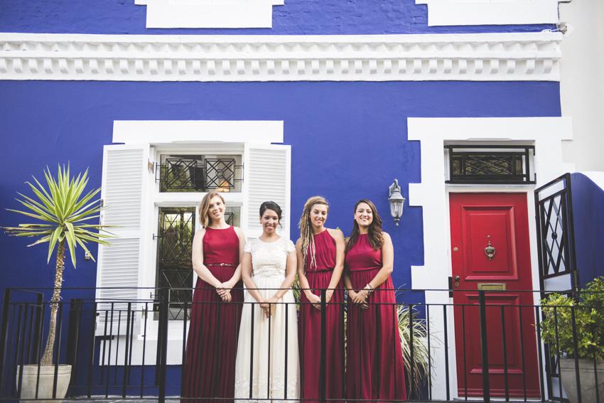 Western Cape Wedding Cape Town City Benjamin Sarah YeahYeah Phot