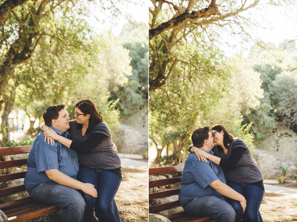 Paarl Taal Monument Engagement Shoot Nathan Michelle Yeahyeah Ph
