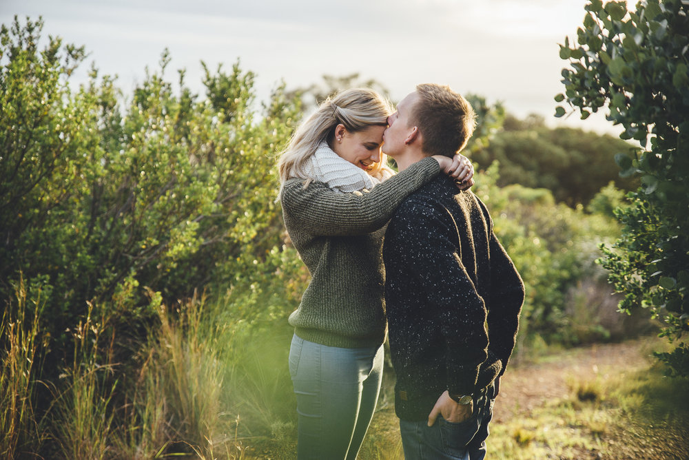 Cape Town Yeahyeah Photography Engagement Shoot George Monique