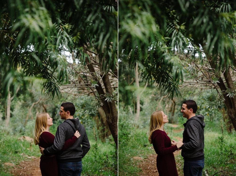 Yeahyeah Photography Engagement Shoot Newlands Garrett Nicole Ca