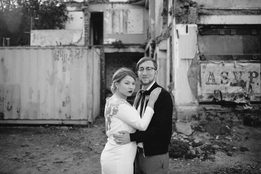 Wedding Cape Town Mischa Jono Centre for the Book Yeahyeah Photo