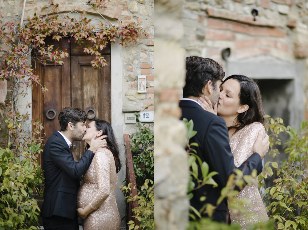 Tuscany Lidia Tyron Maternity Couple Shoot Yeahyeah Photography