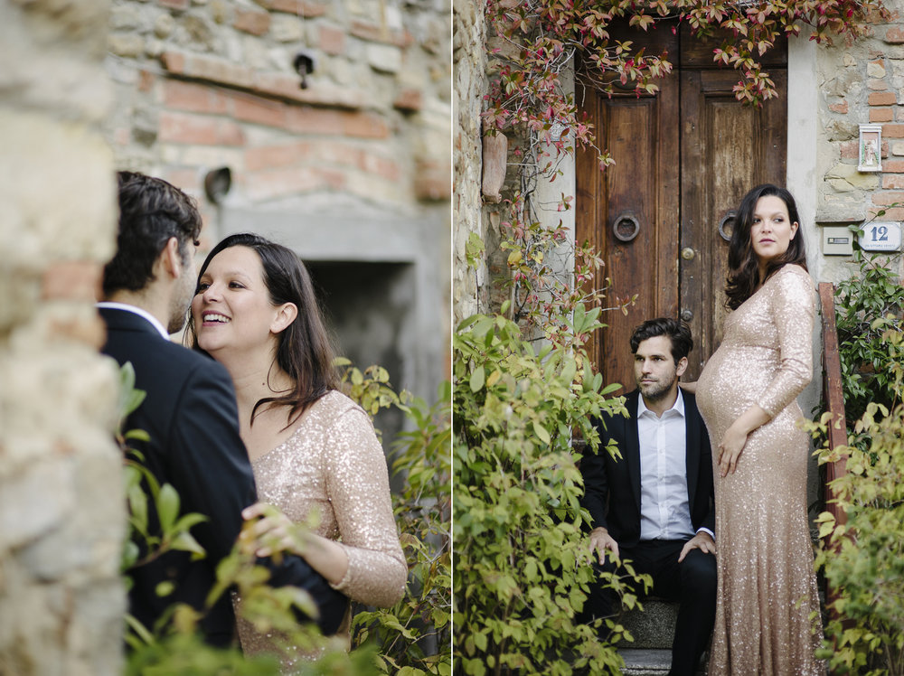 Yeahyeah Photography Italy Tuscany Lidia Tyron Maternity Couple