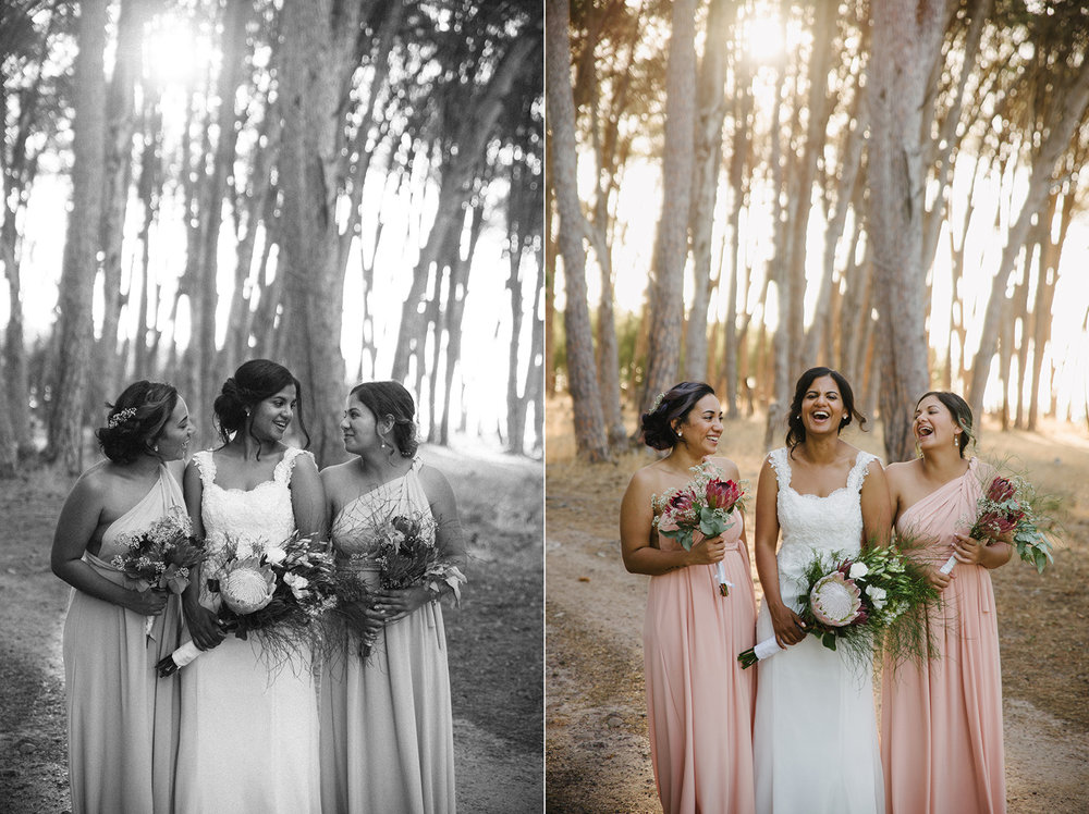 Yeahyeah Photography Winery Road Forest Wedding Michael Shanay S