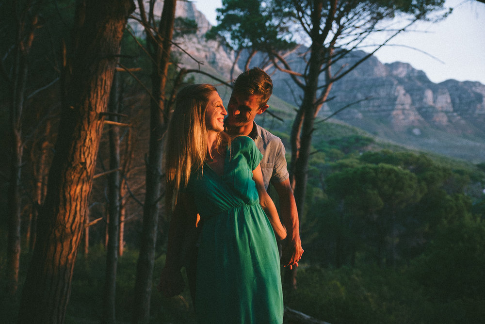 Cape Town Tom Emily Yeahyeah Photography Engagement Shoot