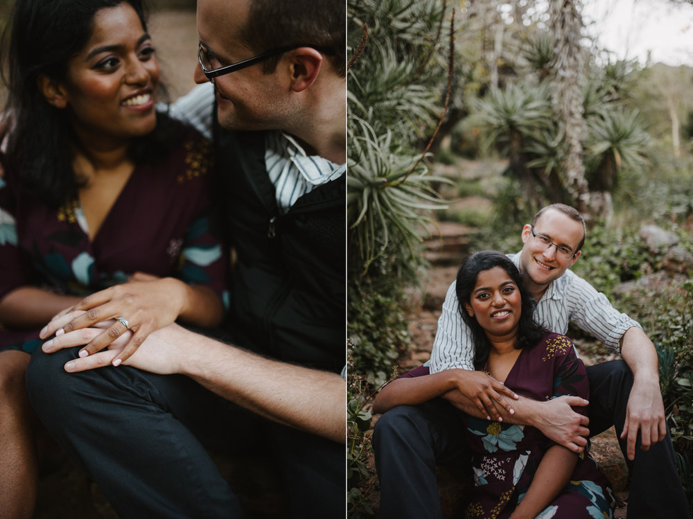 Yeahyeah Photography Cape Town Kirstenbosch Engagement Shoot Gra