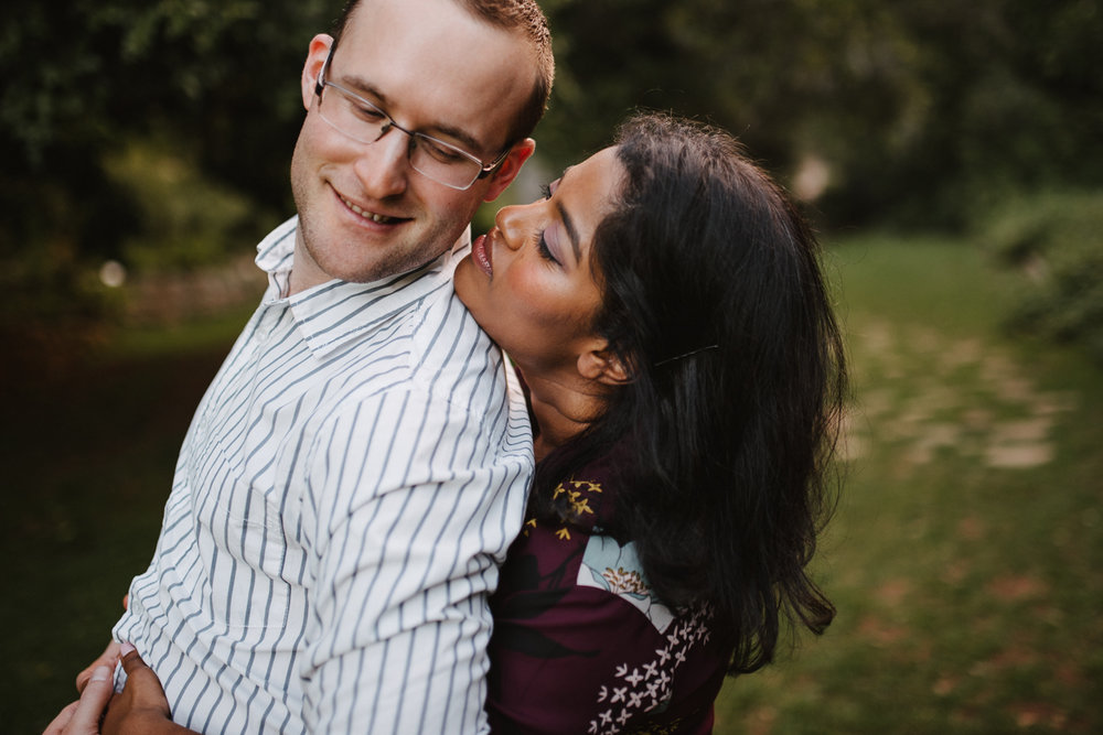 Grace David Yeahyeah Photography Kirstenbosch Engagement Shoot C