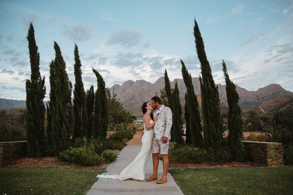 Kim Tredoux Wedding Yeahyeah Photography Cape Town Breede Valley
