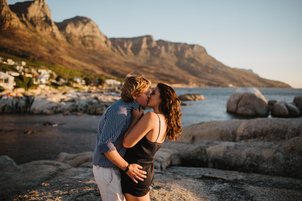 Engagement Shoot Andrew Fabiana Yeahyeah Photography Cape Town