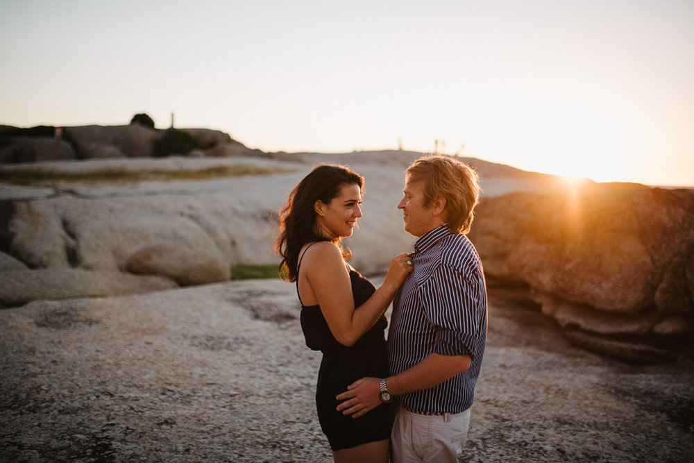 Cape Town Yeahyeah Photography Engagement Shoot Andrew Fabiana