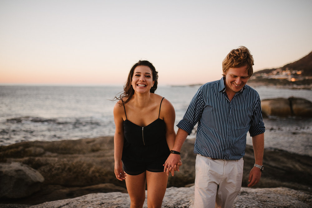 Andrew Fabiana Engagement Shoot Cape Town Yeahyeah Photography