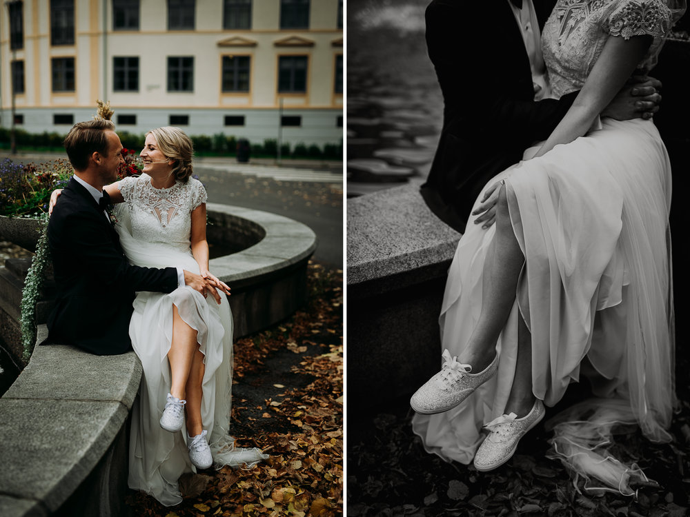 Bryllup på Kleivstua. Bryllupsfotograf i Oslo Bergen