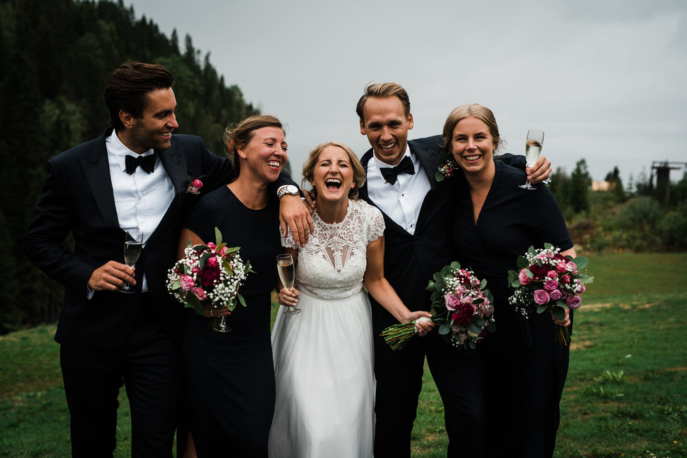 Bryllup på Kleivstua, bryllupsfotograf Oslo Bergen