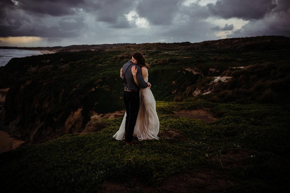 .... Elopement photographer Norway .. Bryllupsfotograf Aurland ....