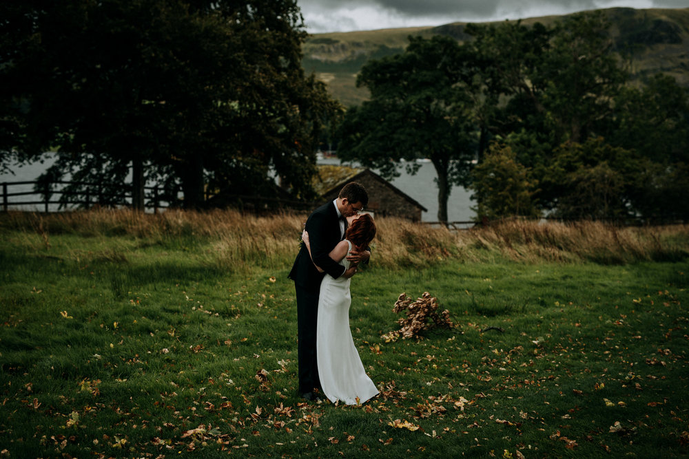 .... Wedding at Another Place the Lake District .. Bryllupsfotograf Vestlandet ....