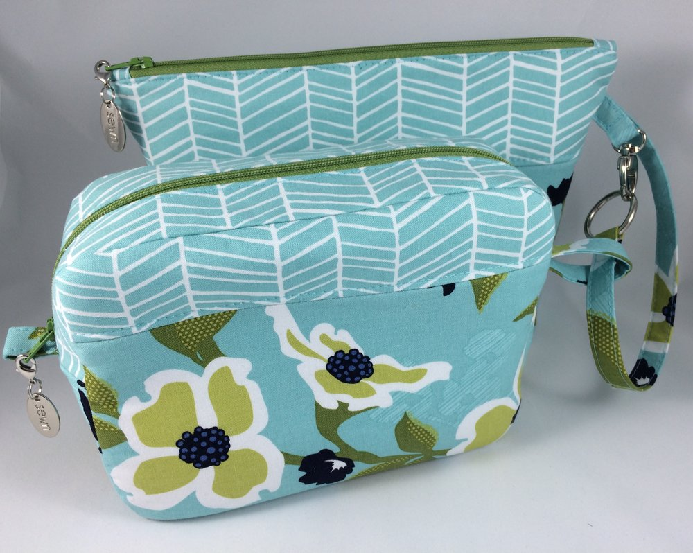 Set To Go Cosmetic Bag Set