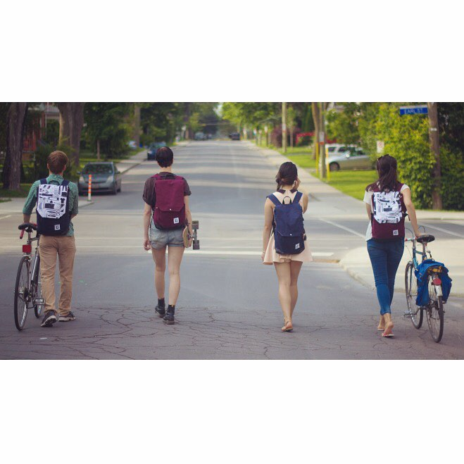 Just 3 days until the new Givway & Co. Ontario backpack is available at www.givwayandco.com! #OntarioGC