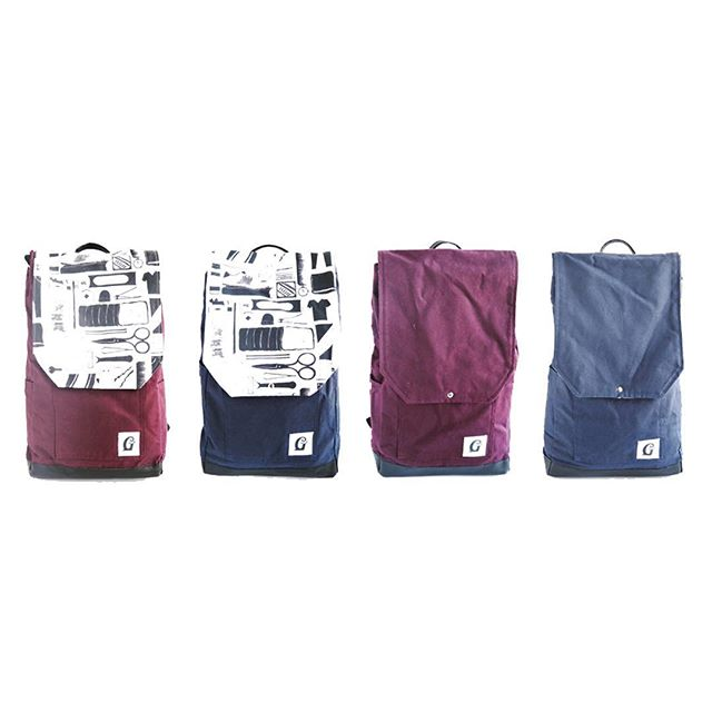 The Ontario Backpack line! Not only are the partner backpacks donated in Ontario, but our Ontario Backpack line is also manufactured in Ontario! Available at www.givwayandco.com #givwayandco #OntarioGC