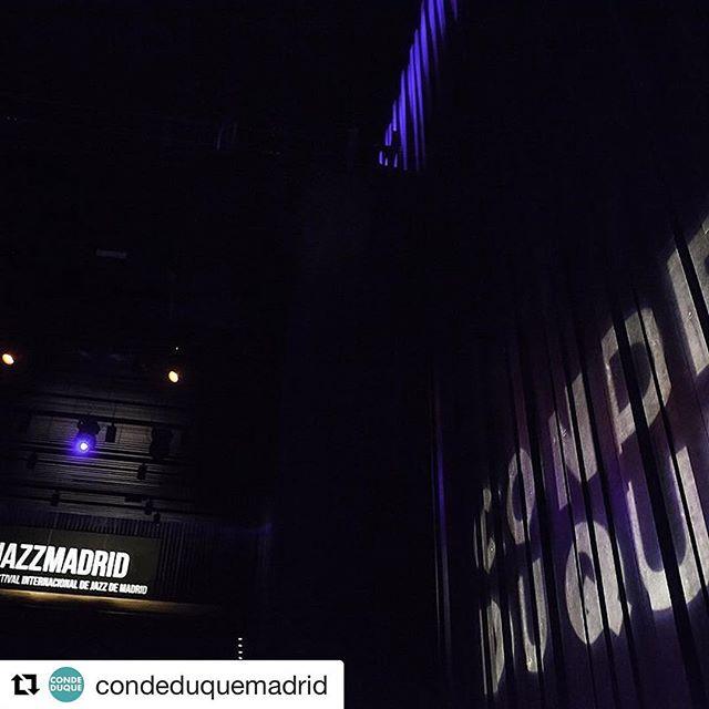 Entre el 25 de octubre y 30 de noviembre #JAZZMADRID16 en #Condeduque y #Teatrofernangomez