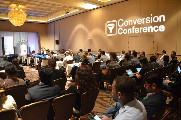 Photo courtesy of Conversion Conference, Las Vegas 2015