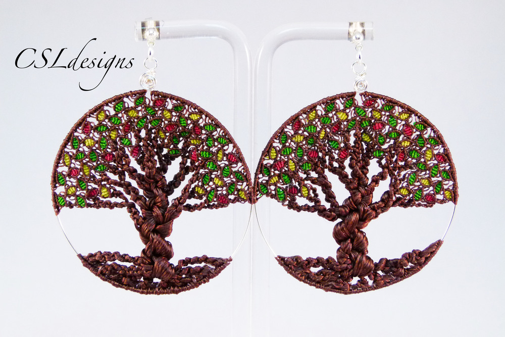 Micro macrame tree of life earrings.jpg