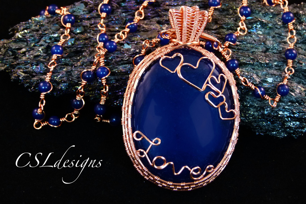 Love wire wrapped cabochon front.jpg