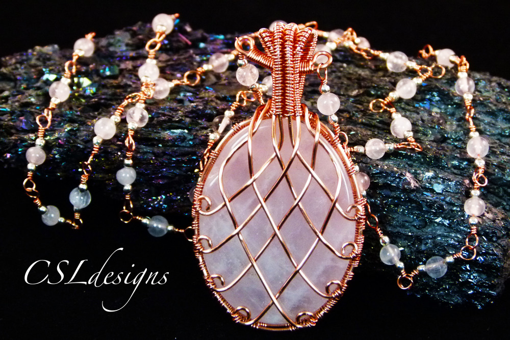 Rose wire wrapped cabochon back.jpg