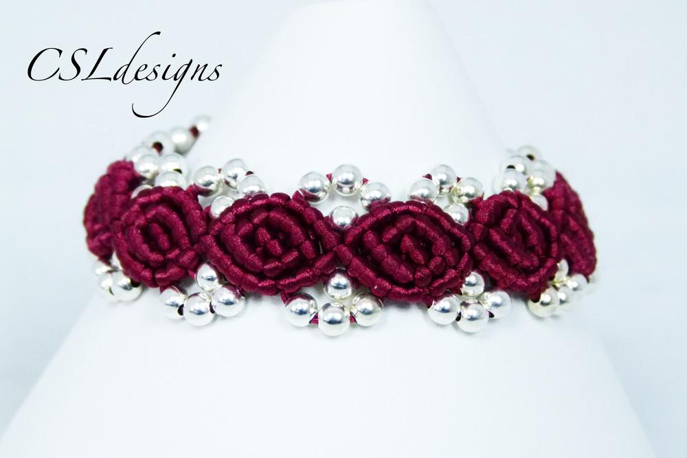Rose bud macrame bracelet.jpg