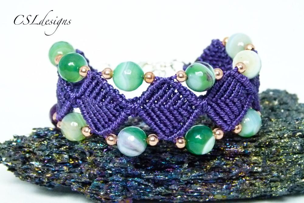 Beadead diamonds macrame bracelet stone.jpg