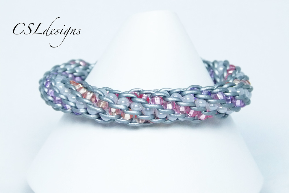 Four colour beaded kumihimo bracelet thumbnail.jpg