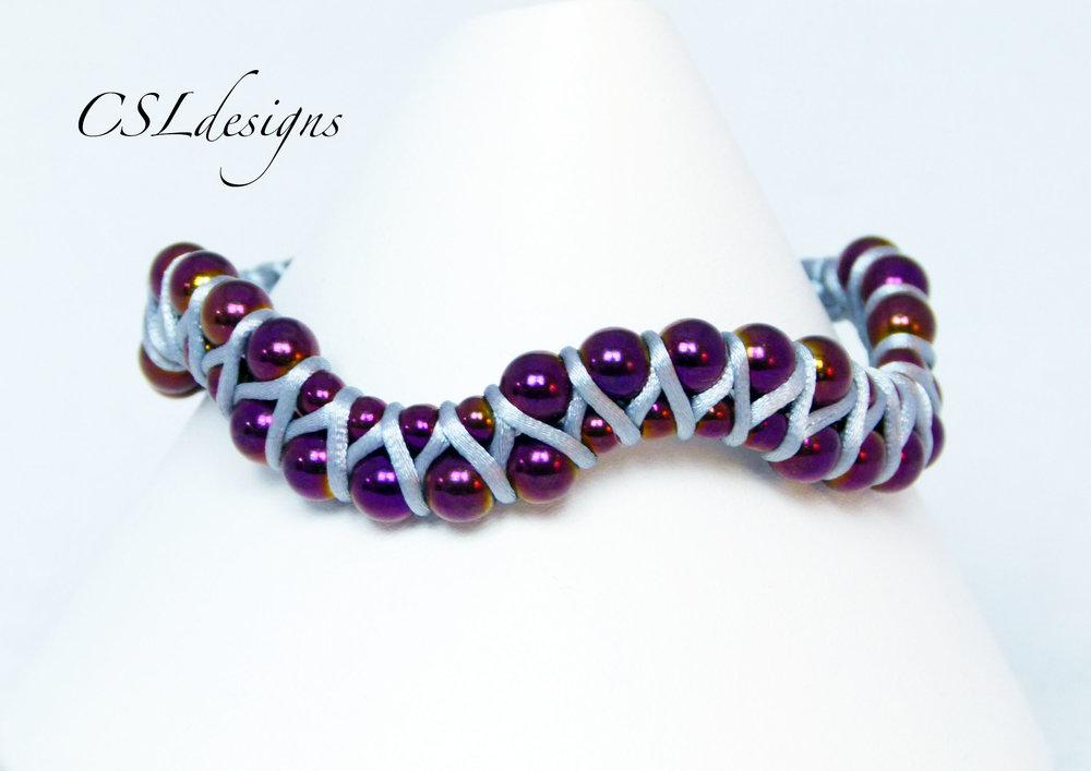 Snaky goddess macrame bracelet thumbnail.jpg