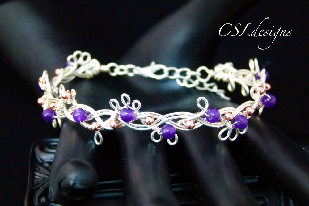 Organic beaded braided wirework bracelet thumbnail.jpg
