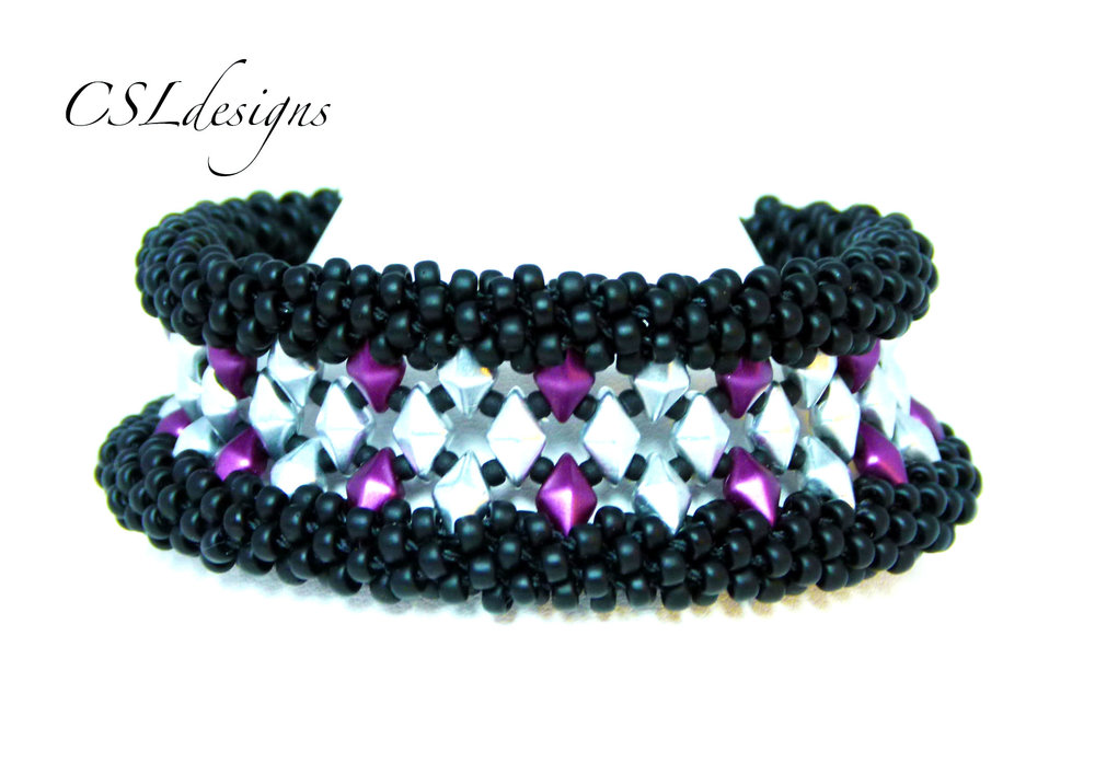 Diamond in the rough beaded kumihimo bracelet thumbnail.jpg