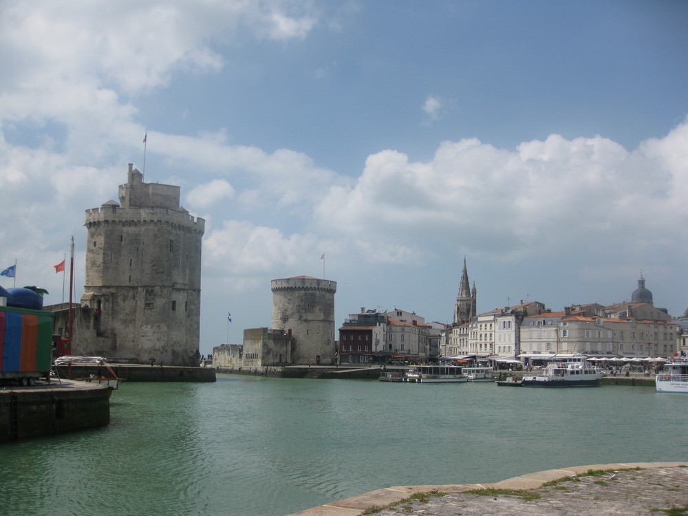 Find Your Safe Harbor of Happiness and Success...               (La Rochelle, France -http://www.larochelle-tourisme.com)