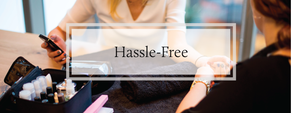 MINC Beauty : Hassle-Free In-Office Manicures in London